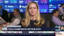 New York is amazing : Tesla champion du secteur auto par Sabrina Quagliozzi - 07/01