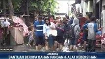Anggota DPRD DKI Beri Bantuan untuk Korban Banjir di Kalideres