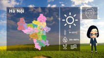 08/01/2020 Vietnam weather forecast