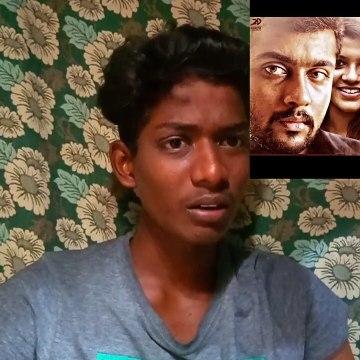 #SooraraiPottruTeaser#trendin Soorarai PottruTeaser review Surya Tamil movie