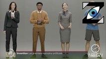 [Zap Télé] Les premiers humains artificiels ! (09/01/20)