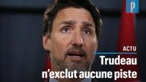 Crash d'un Boeing en Iran: Justin Trudeau réclame une« enquête approfondie »