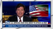 Tucker Carlson and Others Break Ranks With Trump