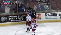 Game Recap - Allen Americans at Wichita Thunder