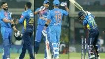 India vs Sri Lanka 2nd T20I Highlights:  India beat Sri Lanka by 7 wickets