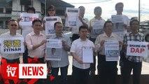 Perak MCA lodges report against DAP Keranji rep over Kampar hospital slander