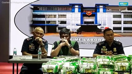 Philippine National Police-PDEG chief discusses 'safe estimate' of drug supply