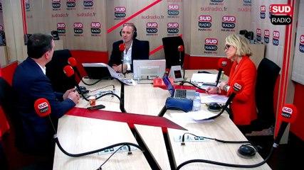 Louis Aliot - Sud Radio mercredi 8 janvier 2020
