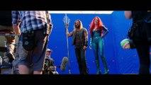 Aquaman movie - Match Made in Atlantis Clip - Jason Momoa and Amber Heard