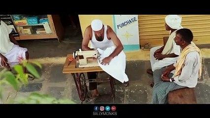 Raju explains how he lost his eyes _ Minugurulu Telugu Movie _ Ashish, Suhasini