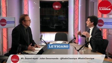 Julien Denormandie - Radio Classique mercredi 8 janvier 2020