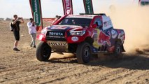 TOYOTA GAZOO Racing Rally Dakar 2020 Stage 1