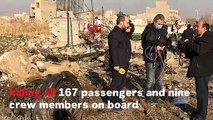 Ukranian Passenger Plane Crashes In Iran, Killing All 176 People Onboard