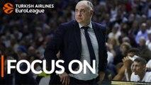 Focus on: Pablo Laso, Real Madrid