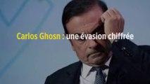Carlos Ghosn : une évasion chiffrée à 20 millions de dollars ?