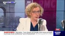 """Réforme des retraites: Muriel Pénicaud affirme que """"le système AGIRC ARCCO est intégré en bonne partie dans le dispositif universel"""""""