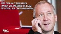 Monaco : Vasilyev confirme et assume avoir touché des commissions sur les plus-values