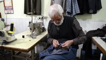 Konyalı 73 yaşındaki terzi Ramazan ustanın meslek aşkı - KONYA