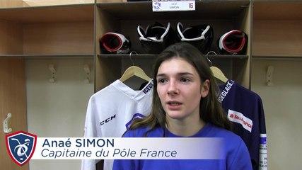 Pôle France. Interview d'Anaé Simon