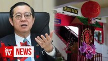 Guan Eng: It's unacceptable, cops should not have advised school to remove CNY decor