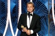 Brad Pitt Golden Globes 2020 Winner Monologue & Jennifer Aniston reaction