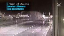 Eski Nissan Üst Yöneticisi Ghosn'un Lübnan'a kaçış görüntüleri