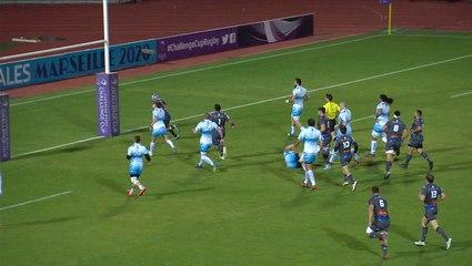 Highlights: Enisei-STM v Castres Olympique