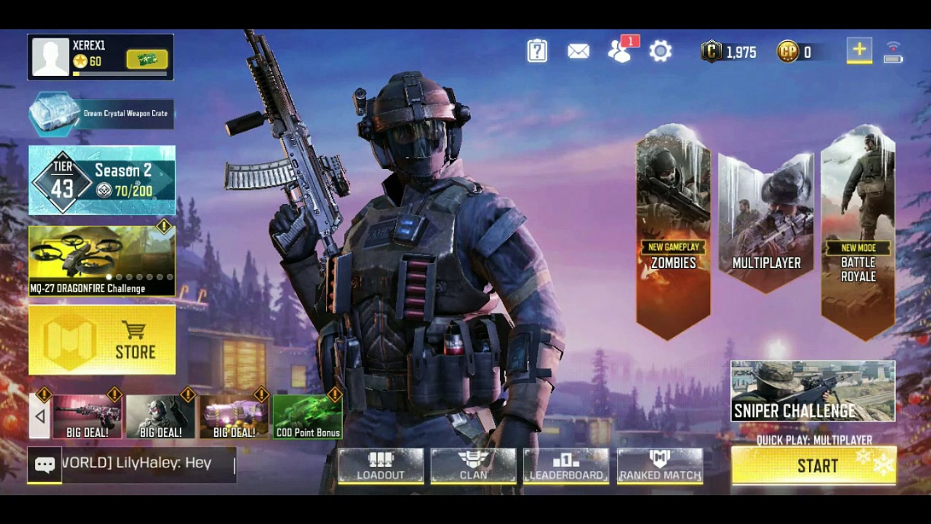 The Not So Good Drone In Cod Mobile Cod Mobile Multiplayer
