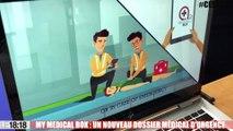 CES de Las Vegas : le Marseillais MyMedicalBox présente son dossier médical d'urgence sécurisé