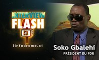 Interview Flash :  Soko Gbalehi Président du Parti Démocratique Républicain (PDR)