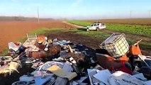 Le maire de Laigneville renvoie 10 tonnes de déchets à son propriétaire