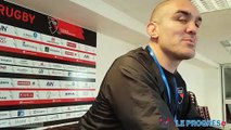 Interview de Joe El Abd, manager d'Oyonnax Rugby