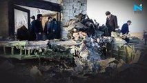 Iran shot down their own Ukrainian plane, killing 176?