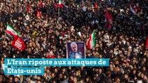 Mort de Qassem Soleimani : Les représailles iraniennes ne se font pas attendre