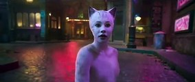 Cats turned into a Horror Movie made by Jordan Peele - So Scary !