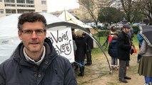 Nicolas Hélary, tête de liste du collectif Les voies citoyennes