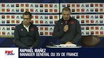 XV de France : La conférence de Galthié interrompue… par une sono