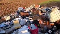 La ville de Laigneville renvoie 10 tonnes de déchets au domicile d'un contrevenant !