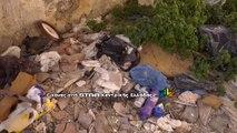 Στέκια τοξικομανών τα εγκαταλελειμμένα κτίρια στο κέντρο της Λαμίας