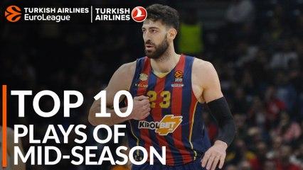 Top 10 plays at mid-season!