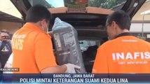 Polisi Olah TKP di Rumah Mantan Istri Sule