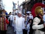 Dimanche Gras - Carnaval de Binche 2008