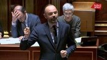Retraites : L'équilibre financier est un « objectif de solidarité », martèle le Édouard Philippe