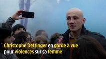 Le boxeur Christophe Dettinger en garde à vue pour violences sur sa femme