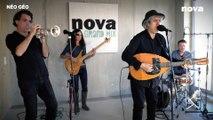 Le live de Hakim Hamadouche chez Radio Nova |Néo Géo