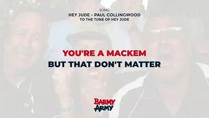 Hey Jude - Paul Collingwood