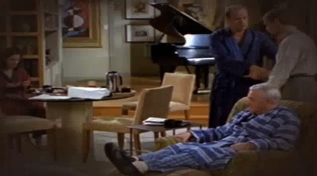 Frasier S06E23+E24 Shutout in Seattle Pt 1 + Pt 2