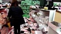 'Terremoto' por las rebajas en Madrid