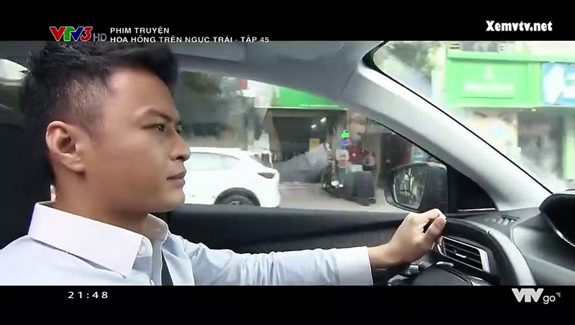 Hoa Hồng Trên Ngực Trái Tập 45 - VTV3 Việt Nam 2019 - XemPhimVTV-netTập 45