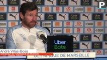 """Rennes-OM : """"À l'extérieur, la pression monte un peu et c'est à nous de répondre"""" (Villas-Boas)"""